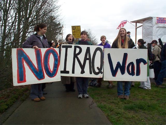 Mayoritas Warga AS Tolak Perang di Iraq dan Afghanistan